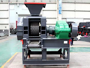 Vlore tangible benefits new rock briquette making machine