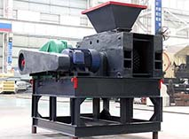 Honeycomb Charcoal Powder Briquetting Machine In Ethiopia