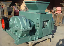 Ethiopia Small Sponge Iron Briquette Machine For Sale