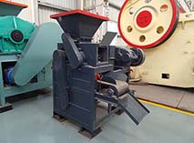 SemiAutomatic Rice Husk Briquette Machine Capacity