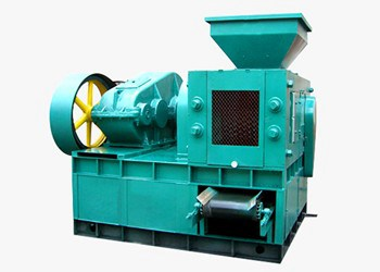 Small Pulverized Coal Briquetting Machine In Mongolia