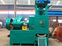 high quality medium magnetite briquetting machine sell in