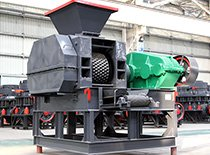 Desulfurization Gypsum Briquette Making Machine