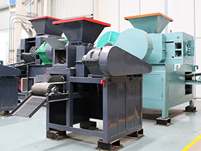 Rice Husk Briquetting Machine Biomass Briquette Machine