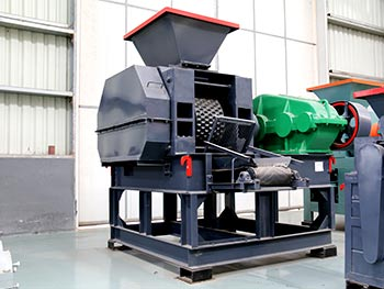 China Charcoal Briquette Machine Charcoal Briquette