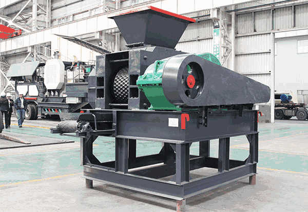 Desulfurization Gypsum Briquetting Machine Ball