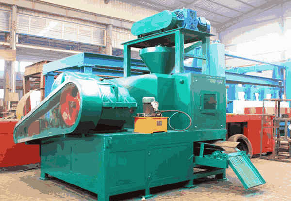 Ethiopia Dry Powder Briquette Making Machine For Sale