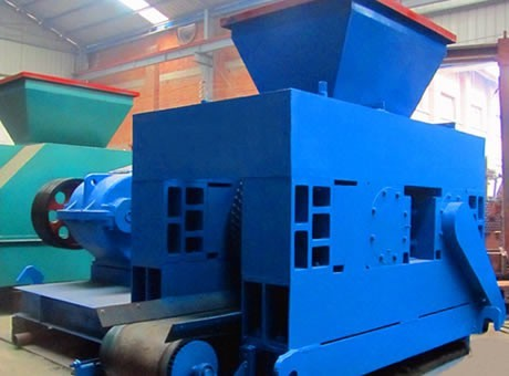 Warri high end large pyrrhotite briquetting machine