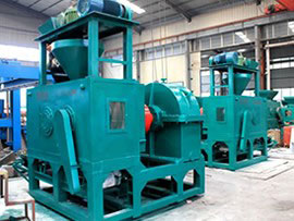 Ethiopia Small Peat Briquetting Machine