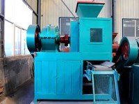 Mongolia Iron Ore Fines Briquette Machinebriquette Machine