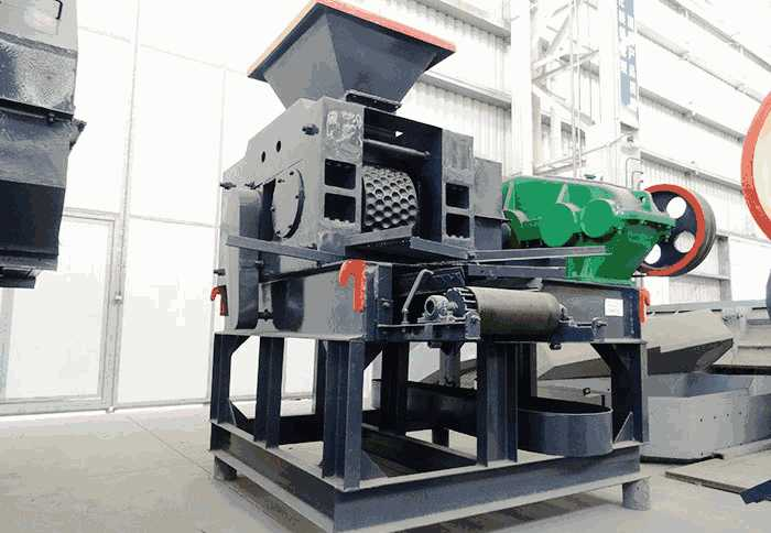 Jaw Crusher Ball Mill Rotary Kiln Briquette Machine