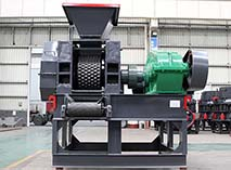 Ethiopia Dry Powder Briquette Making Machine