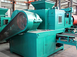 tangible benefits small coal briquetting machine sell it