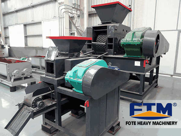 Rice Husk Peanut Shell Charcoal Briquette Machines