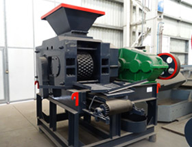 high end new pyrrhotite briquette making machine sell it