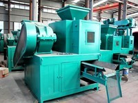 small desulphurization gypsum briquette machine supplier