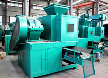 Briquette Making Machines Agrowaste Cum Biomass
