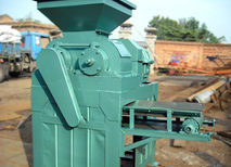 Dry powder briquette machineDry powder briquetting