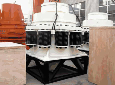 Cone crushers Hongxing Mining Machinery