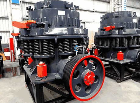 Mining Cone Crushers For Iron Ore In Morocco JUMBO Mining