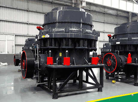 Cone crusher upgrades Metso