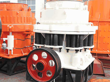 Spare crusher parts for Metso compression crushers EXCEL