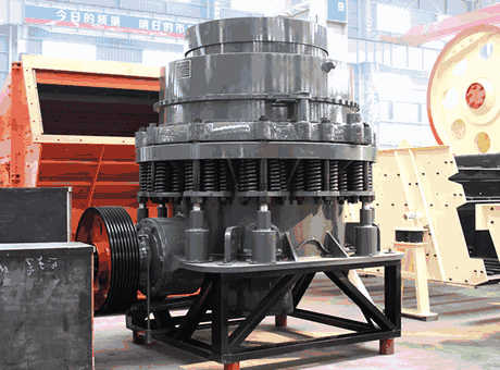 7 FT Symons Cone Crusher Parts