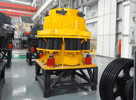 mongolia east asia high end new calcite cone crusher sell