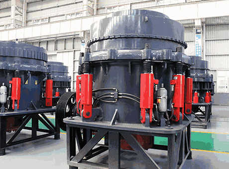 Gyratory Cone Crusher Manufacturer Propel Industries