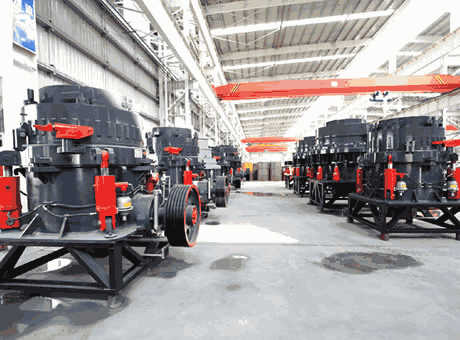 crusher copper ore cone roll production line