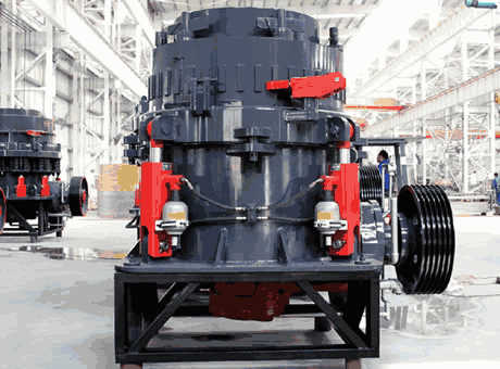 ft standard head cone crusher equipment for quarry GBM