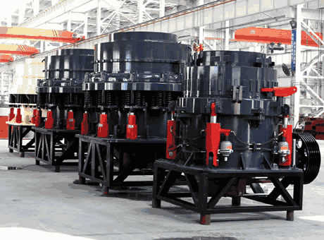 tangible benefits new bentonite hydraulic cone crusher