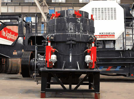 Symons Cone Crusher With Large Capacity Fote