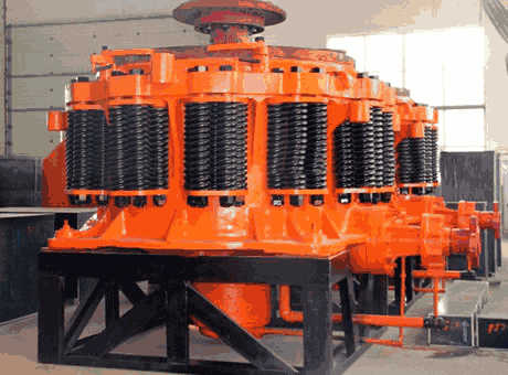 high end medium lump coal hydraulic cone crusher