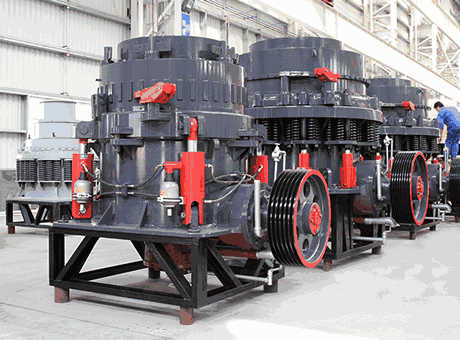 Trio TC Series Cone Crushers Weir Group