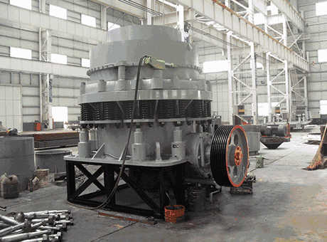 Cone Crusher Pyb Model New Arrival Cone Crusher