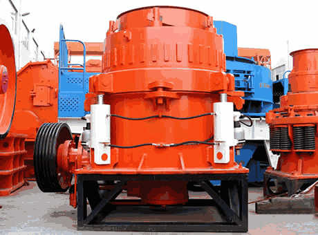 CE Engineering HP Cone Crusher