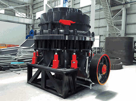 The Models And Parameters Of Cone Crusher HXJQ