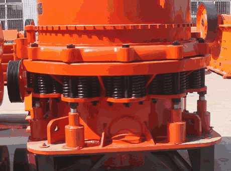 spec simmons cone crusher