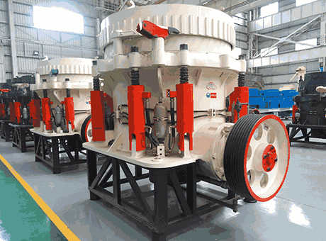 high end new gypsum cone crusher sell at a loss in Indonesia