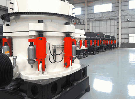 cone crusher tph plant design