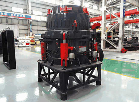 high end new pyrrhotite hydraulic cone crusher sell at a