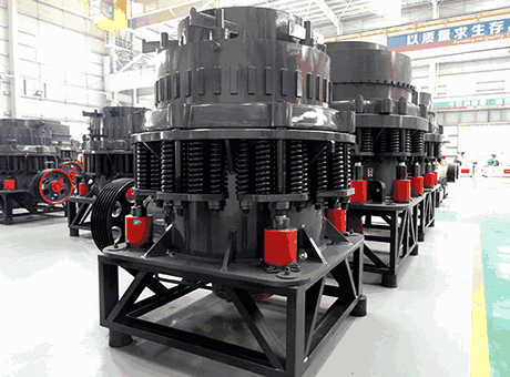 Surabaya high quality small gangue hydraulic cone crusher