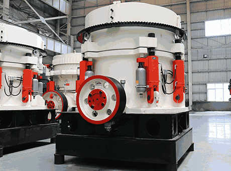 Nordberg MP series cone crushers Wear parts