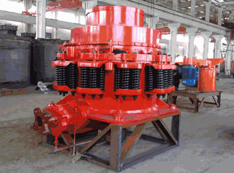 Torino high end environmental salt hydraulic cone crusher