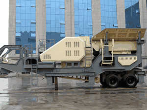 Crushing Machinery In Pakistan Used