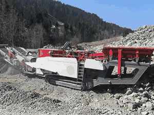 crystal quarry crusher granite