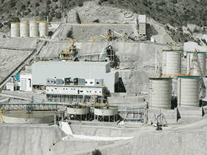 supplier of sand and gravel crushing plant
