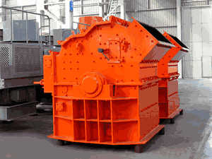 Crushing Plant Design and Layout Considerations JXSC