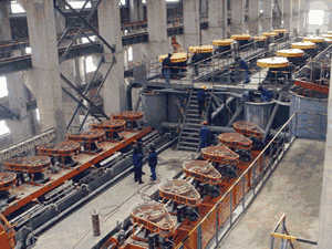 Iron Ore Industry Classification Crusher Plant In Maharastra